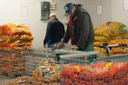 5 11 Kartoffel und Zwiebelhandel Mutter Verkaufsraum